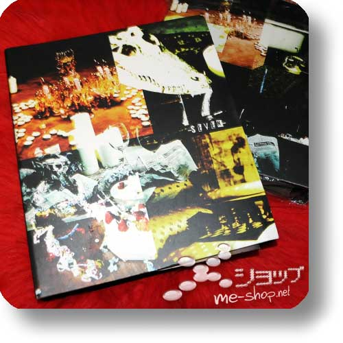 THE GAZETTE - LIVE 09 [7-SEVEN-] at Makuhari Messe TOUR PAMPHLET (Re!cycle)-0