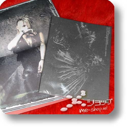 THE GAZETTE - Tour 2007-2008 STACKED RUBBISH Grand Finale [REPEATED COUNTLESS ERROR] Original Tour Pamphlet (Re!cycle)-0