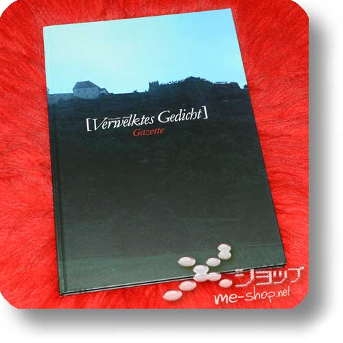 THE GAZETTE - Verwelktes Gedicht PHOTOBOOK INKL. BONUS-CD (Re!cycle)-0