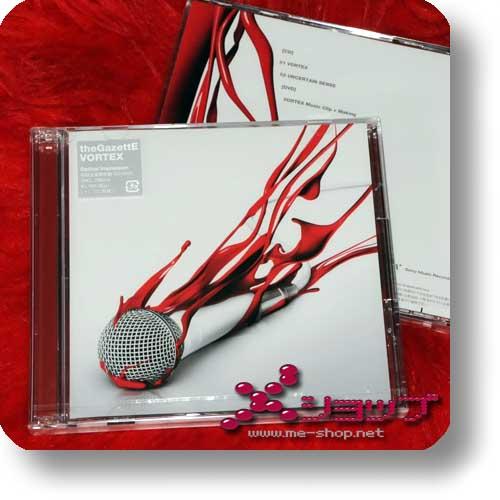 THE GAZETTE - VORTEX (Optical Impression CD+DVD)-0