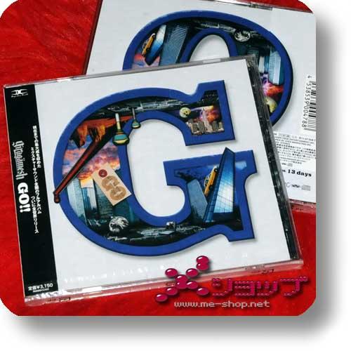 GIRUGAMESH (girugämesh) - GO (inkl. Bonustracks!) (Re!cycle)-0