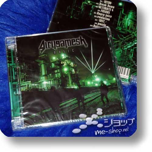 GIRUGAMESH (girugämesh) - MUSIC (deutsche Pressung)-0