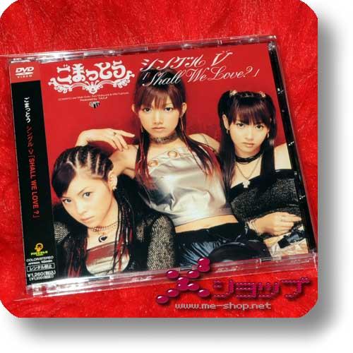 GOMATTO (Gomattou) - Shall We Love? (DVD / Single-V) (Re!cycle)-0