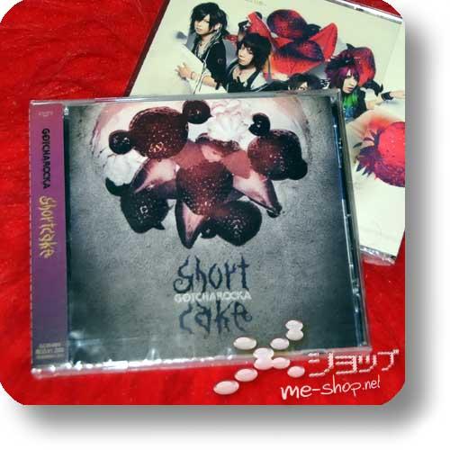 GOTCHAROCKA - Shortcake (inkl.Bonustrack!)-0