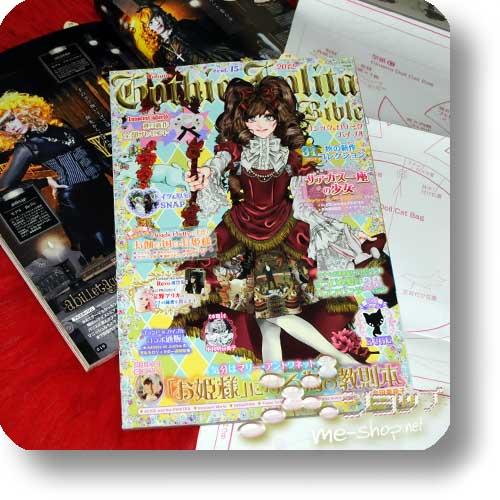 GOTHIC & LOLITA BIBLE Vol. 45 - Herbst 2012-0