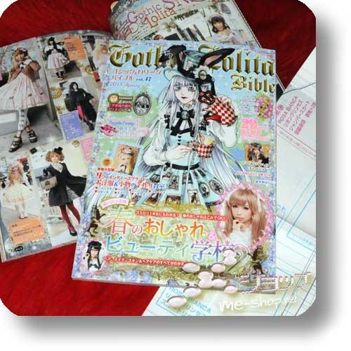 GOTHIC & LOLITA BIBLE Vol. 47 - Frühjahr 2013-0