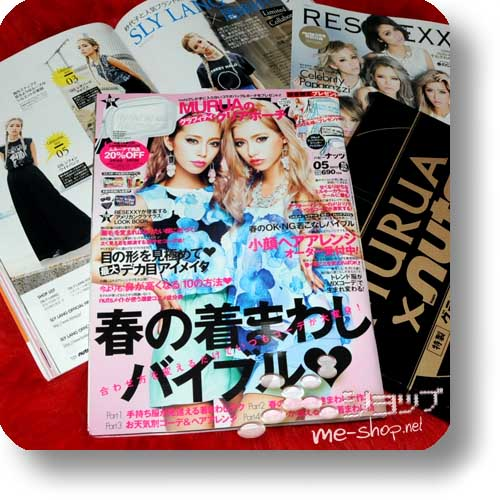 HAPPIE NUTS 05/2013 - Fashion- und Lifestyle-Mag +BONUS!-0
