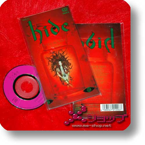 "hide - 50% & 50% (3""/8cm-Single-CD / Orig.1993!) (Re!cycle)-0"