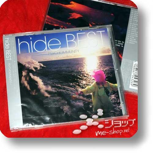 hide - BEST ~Psychommunity~-0