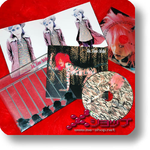 hide - Ja, Zoo (lim.1.Press Sticker-Digipak) (Re!cycle)-0