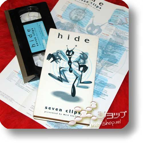 hide - seven clips (VHS) (Re!cycle)-0
