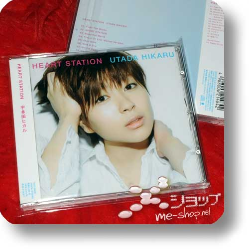 HIKARU UTADA - Heart Station (Re!cycle)-0