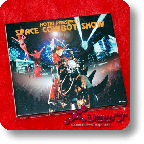 HOTEI - Space Cowboy Show (Re!cycle)-0