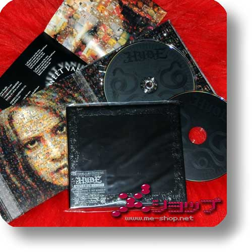 HYDE - HYDE BEST ALBUM (lim.CD+DVD Thermo-Digipak) (Re!cycle)-0
