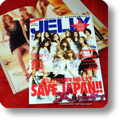 JELLY 06/2011 - Fashion- und Lifestyle-Magazin-0