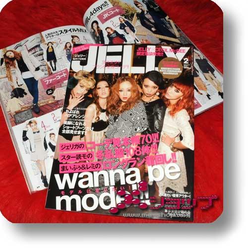 JELLY 02/2012 - Fashion- und Lifestyle-Magazin-0