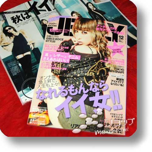 JELLY 12/2012 - Fashion- & Lifestyle-Magazine-0