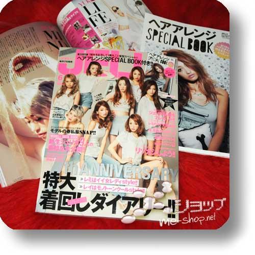 JELLY 06/2013 - Fashion- & Lifestyle-Magazine-0