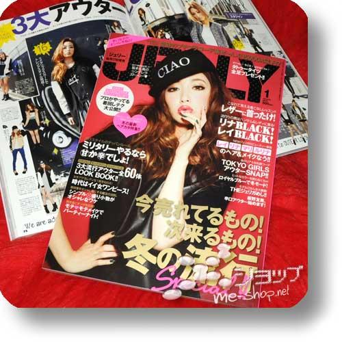 JELLY 01/2013 - Fashion- & Lifestyle-Magazine-0