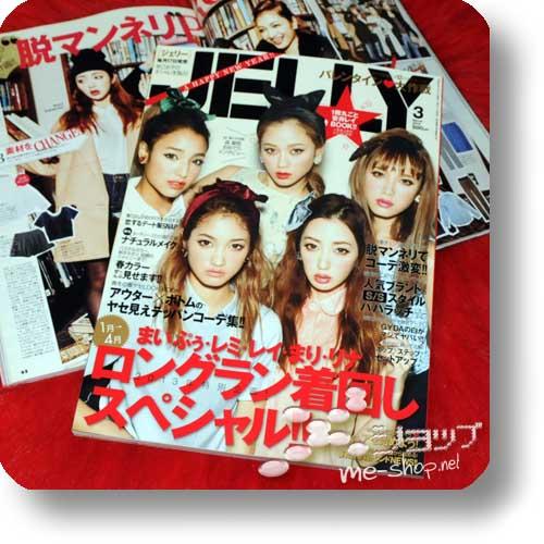 JELLY 03/2013 - Fashion- & Lifestyle-Magazine-0