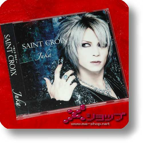 JUKA - Saint Croix (lim.CD+DVD / Moi Dix Mois) (Re!cycle)-0