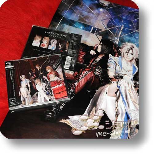 JUPITER - Last Moment LIM.CD+DVD A-Type +BONUS-PROMOPOSTER! -0