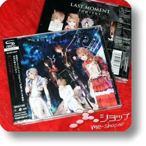 JUPITER - Last Moment LIM.CD+DVD B-Type-0