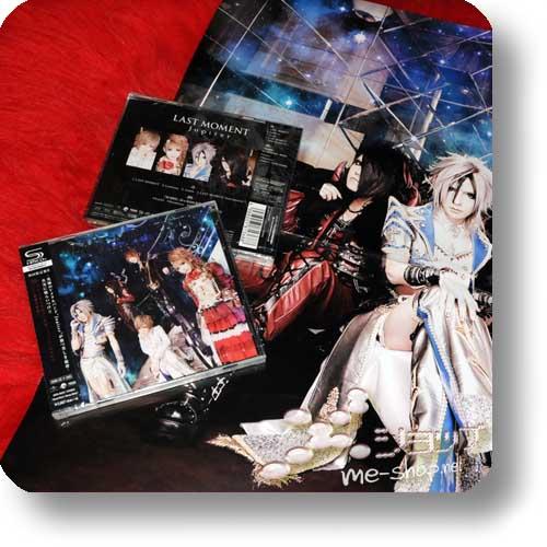 JUPITER - Last Moment LIM.CD+DVD B-Type +BONUS-PROMOPOSTER! -0