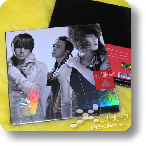 JYJ - The Beginning (Special Edition Digibook / orig.Korea) (Xiah Junsu)-0