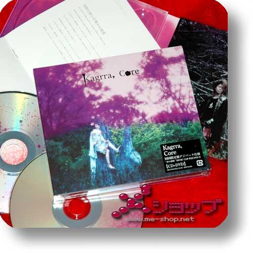 KAGRRA, - Core LIM.CD+DVD (Re!cycle)-0