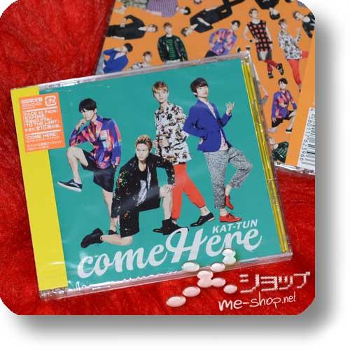 KAT-TUN - come Here (LIM.CD+DVD)-0