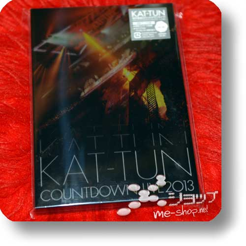 KAT-TUN - COUNTDOWN LIVE2013 (lim.1.Press 2DVD+Photobook!)-0
