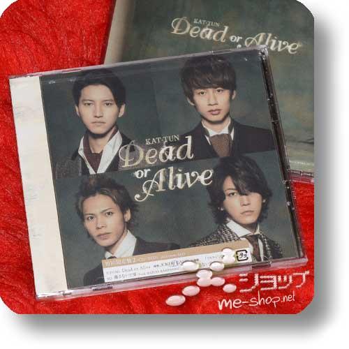 KAT-TUN - Dead or Alive (LIM.CD+DVD Type 2)-0