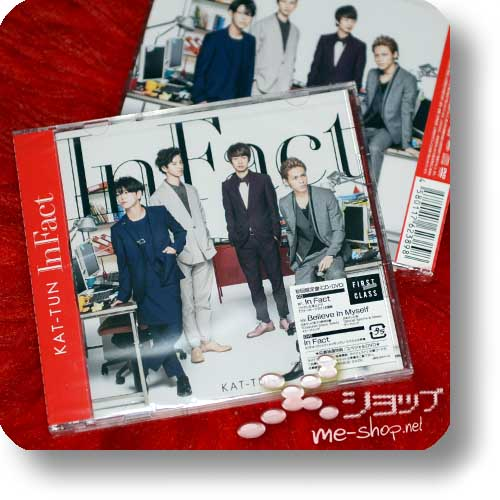 KAT-TUN - In Fact (lim.CD+DVD)-0