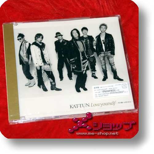 KAT-TUN - Love yourself-~kimi ga kirai na kimi ga suki~-0