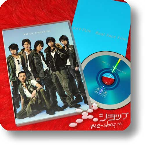 KAT-TUN - Real Face Film (DVD) (Re!cycle)-0