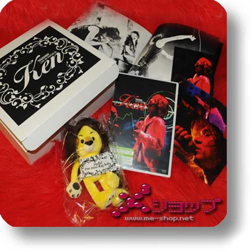 "Ken (L'Arc~en~Ciel) - TOUR2009 ""LIVE IN PHYSICAL"" LIM.BOX-0"