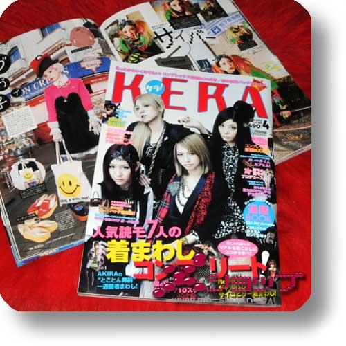 KERA Vol.164 (Apr.12) Fashion & Lifestyle-Magazin-0