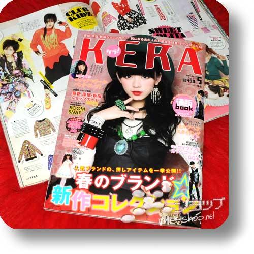 KERA Vol.177 (Mai 13) Fashion & Lifestyle-Magazin-0