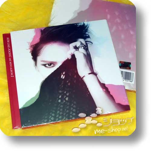 KIM JAEJOONG - 1st Mini Album I (orig.KOREA) (Jejung/TVXQ/JYJ)-0