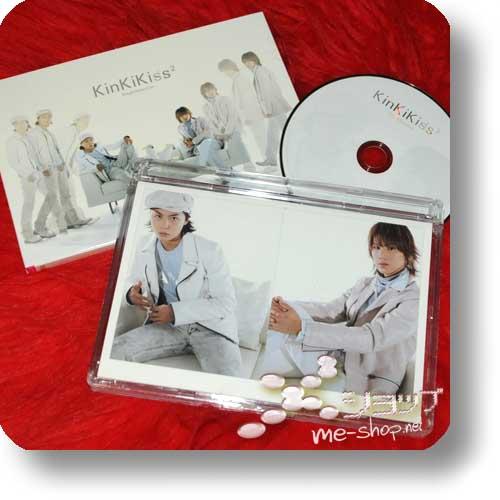 KINKI KIDS - KinKiKiss 2 Single Selection (lim.DVD) (Re!cycle)-0