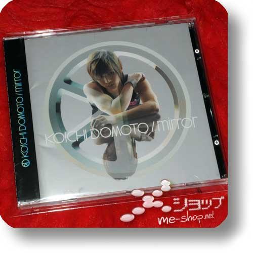 KOICHI DOMOTO - Mirror (inkl. Bonustrack! / KinKi Kids) (Re!cycle)-0