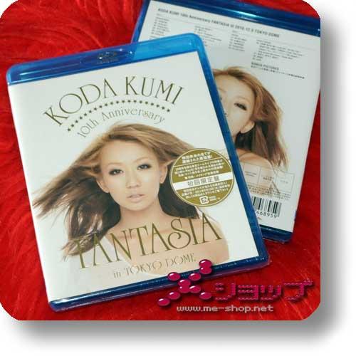 KUMI KODA - 10th Anniversary FANTASIA 2 BLU-RAY lim.1.Press-0