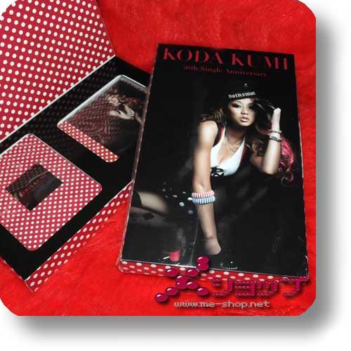KUMI KODA - 4 TIMES lim.Box CD+Postcard-Book-0