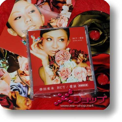 KUMI KODA - BUT / Aishou (CD+DVD lim.1.Press) (Re!cycle)-0