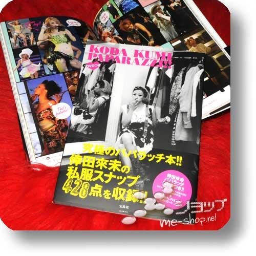KUMI KODA - Paparazzi (Photobook+Bonus-DVD!)-0