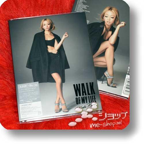 KUMI KODA - WALK OF MY LIFE (CD+Blu-ray lim.1.Press)-0