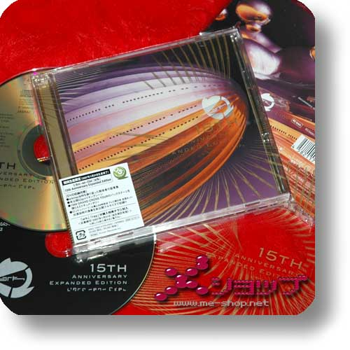 L'ARC~EN~CIEL - ark LIM.15th Anniversary Edition CD+DVD-0