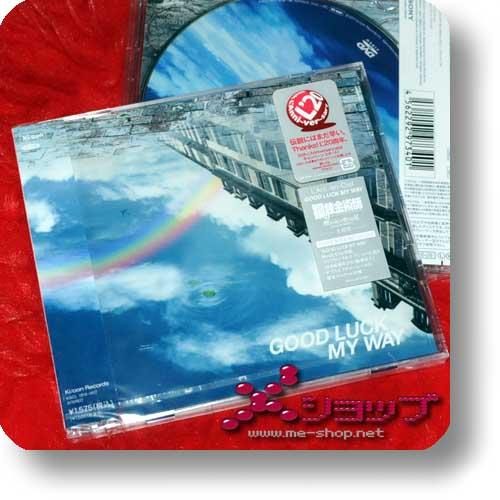 L'ARC~EN~CIEL - Good Luck My Way (LIM. CD+DVD)-0
