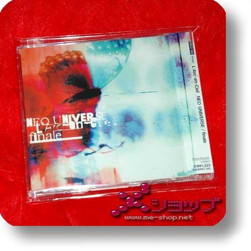 L'ARC~EN~CIEL - Neo Universe / Finale (RING 0) (Re!cycle)-0